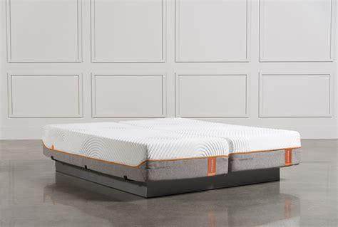 california king mattress set contour rhapsody luxe california king split mattress set