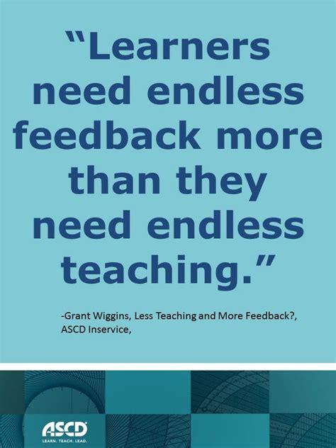 teaching   feedback teaching quotes