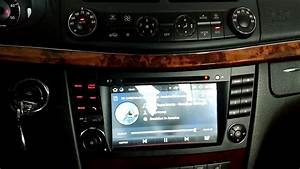 W211 Aftermarket Android Head Unit  6 Month Update