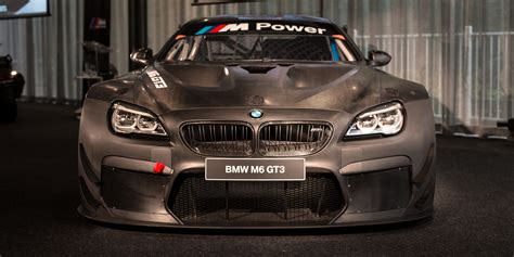 bmw  gt twin turbo racer unveiled  melbourne