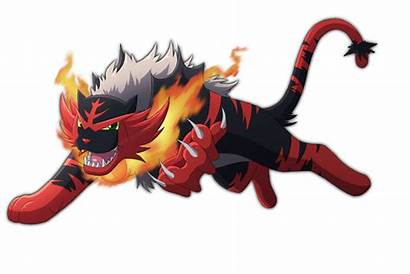 Incineroar Quadruped Pokemon Version Drawing Deviantart Favourites