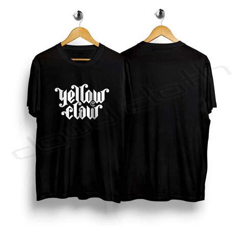 Kaos Yellow Claw Youth jual beli kaos yellow claw new warna hitam zz904 baru