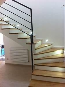 Escalier Bois Intérieur : image gallery escalier interieur ~ Premium-room.com Idées de Décoration