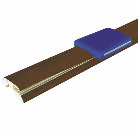 laminate t moulding mohawk tobacco rosewood 4 in 1 laminate moulding reducer t moulding threshold the home