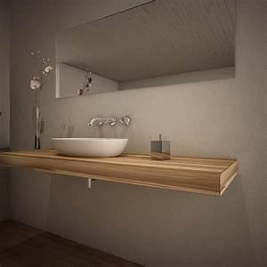 Waschtischplatte Holz Für Aufsatzwaschbecken : 1000 ideen zu waschtischplatte auf pinterest ~ Lizthompson.info Haus und Dekorationen