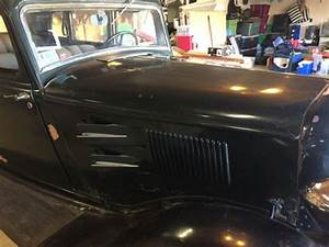 1934 Plymouth Pe 4 Door Sedan For Sale