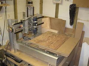 The Crapworks  A Closer Look At Cnc Router Number Three