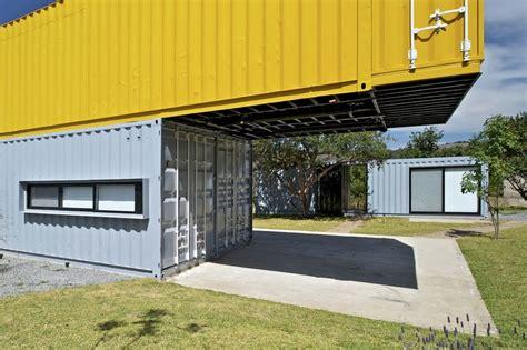 projet chambre d hotes maison container en parfaite harmonie avec la nature au