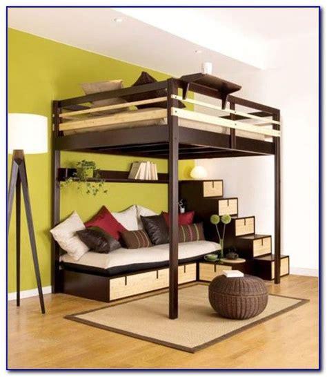 queen size loft bed frame plans adult loft bed loft bed