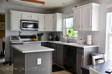 best way to paint kitchen cabinets white what is the best way to paint kitchen cabinets white 9757