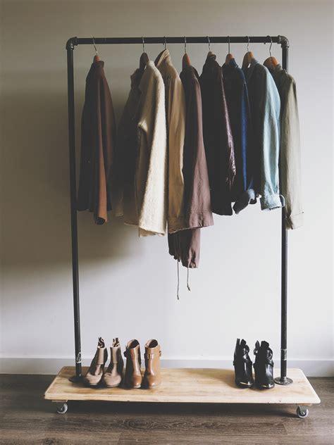 clothes racks for furniture diy clothes rack design inspiration kropyok