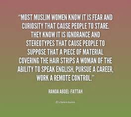 Quotes About Muslim Women