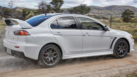 Mitsubishi New Car by 2015 Mitsubishi Lancer Evolution Edition New Car