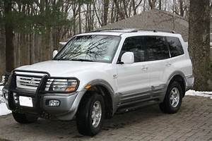 Purchase Used 2002 Mitsubishi Montero Limited Sport
