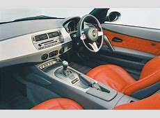 BMW Z4 Roadster 2003 2008 Features, Equipment and