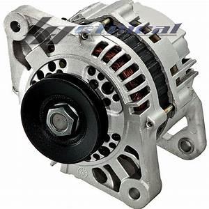 100  New Alternator For Nissan D21 Pickup Truck Pu 2 4l Hd