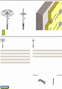 Fixation Pour Isolant : faynot f comme fixations ~ Edinachiropracticcenter.com Idées de Décoration