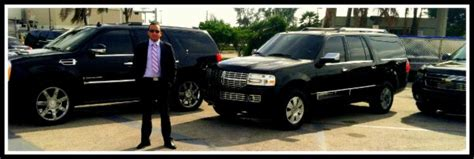 Car Service To Of Miami by Fleet Miami Airport South Fort Lauderdale Limo