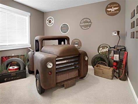 vintage cer decorating ideas zoom with style in 20 car themed bedroom for your boys