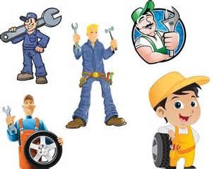 Maintenance Man Free Vector