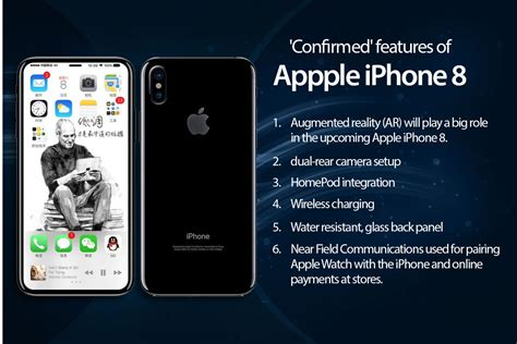 iphone features confirmed features of iphone 8 my company photo
