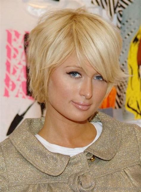 ravishing hairstyles  paris hilton
