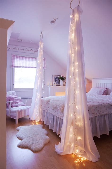 Excellent Magically Romantic Theme Fairy Lights Girl's