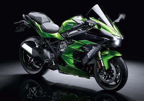 Kawasaki H2r Picture by After The Mighty H2 And H2r Kawasaki Brings In The