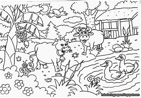 gardening coloring pages  kids