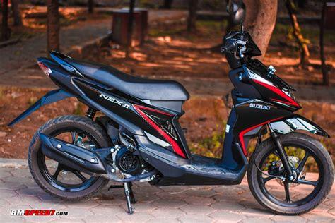 Review Suzuki Nex Ii by Review Suzuki Nex Ii 2018 Nyaman Lincah Dan Irit Banget