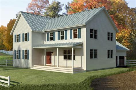 Small Farmhouse Plans With Porches  Simple Farmhouse