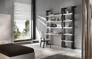 Libreria Light piano scrivania Casa del Bambù