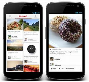 Pinterest App Anmelden : pinterest releases apps for android smartphones tablets and ipad download now redmond pie ~ Eleganceandgraceweddings.com Haus und Dekorationen