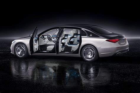 Obviously, the government's estimates will vary between the two different powertrains, and we expect the larger of the engines to. 2021 Mercedes-Benz S-Class revealed with ground-breaking tech