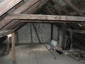 Nový strop ve starém domě