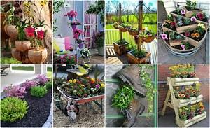 Was Kann Man In Ein Gewächshaus Pflanzen : kreative ideen wo berall man blumen pflanzen kann ~ Lizthompson.info Haus und Dekorationen