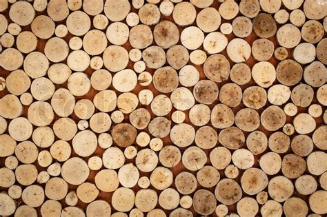 abstract  wood logs texture stock photo colourbox