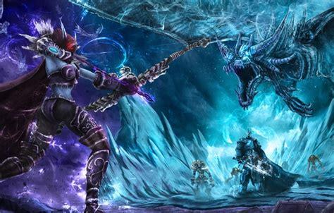 Sylvanas Animated Wallpaper - wallpaper warcraft arthas sylvanas heroes of the