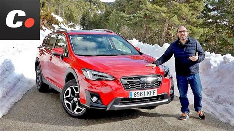 Subaru Xv 2019 Review by Subaru Xv Crosstrek 2019 Suv Prueba Test Review En