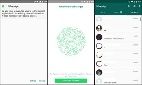 how to bring back the whatsapp messenger step by step guide