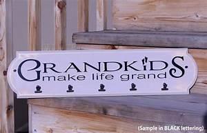grandkids make life grand vinyl lettering jane With grandkids make life grand vinyl lettering