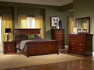 Glamour, Espresso, Finish, Bedroom, Furniture, Set