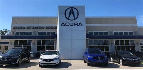 Acura Deler by Serving Lafayette And New Orleans Acura Of Baton