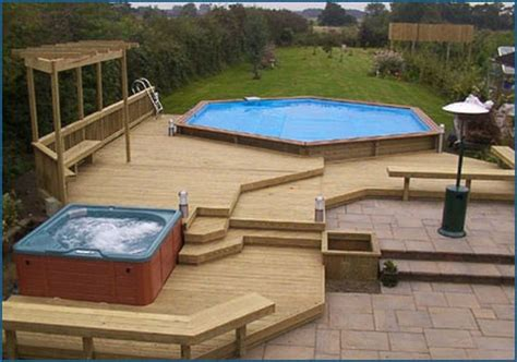 1000+ Ideas About Above Ground Pool On Pinterest