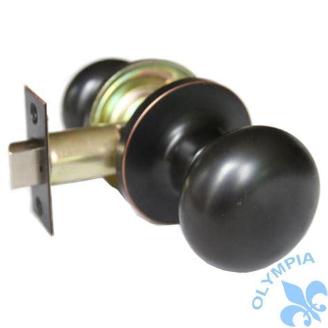 passage door knobs passage rubbed bronze door knob door lock 6083orb