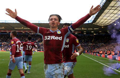 Aston Villa's Jack Grealish raffles off iconic derby day ...