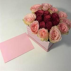 Blumen In Der Box : diy flower box mit rosen self made fashion5 blog ~ Orissabook.com Haus und Dekorationen