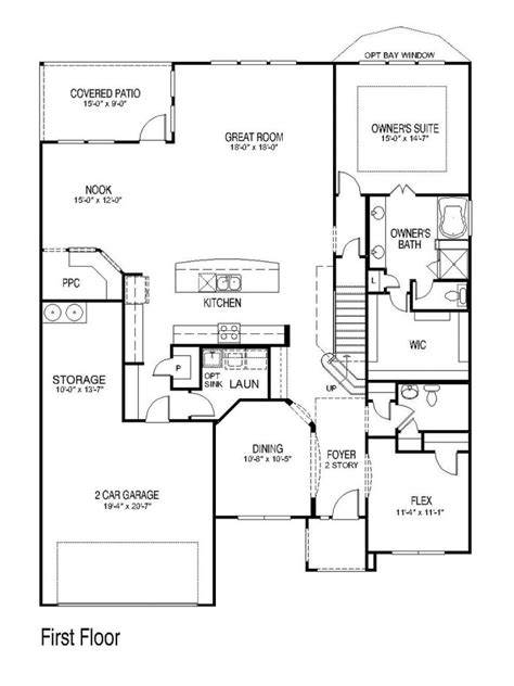 inspirational pulte homes floor plans texas  home