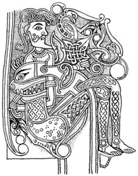 From the Book of Kells (With images) | Viking art, Celtic