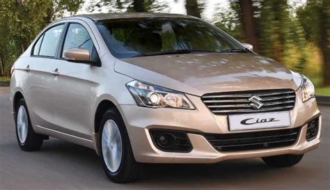 Suzuki South Africa by Suzuki Ciaz Launched With An All Black Cabin At South Africa
